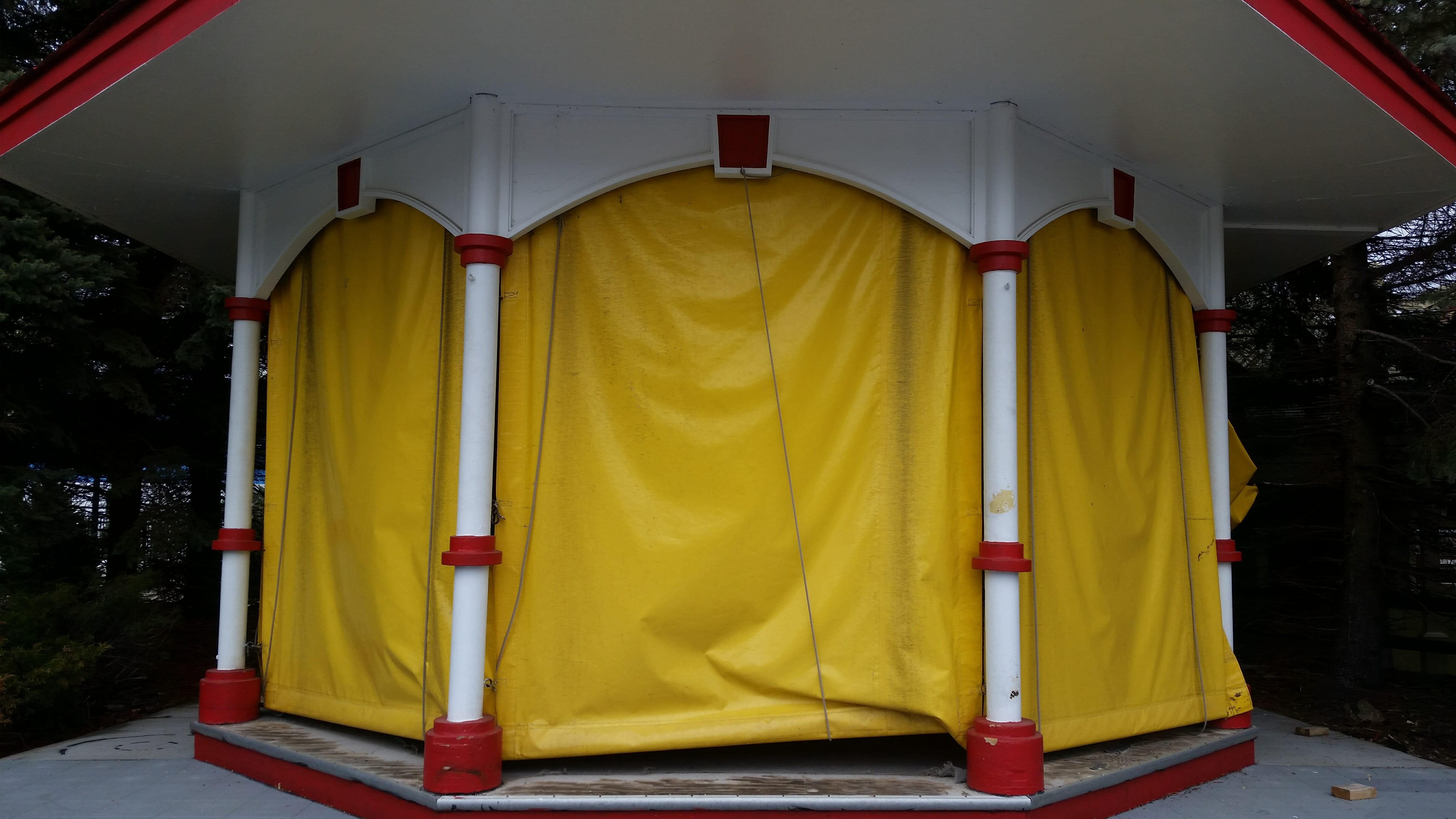 Valleyfair Gazebo Curtains Shakopee Mn