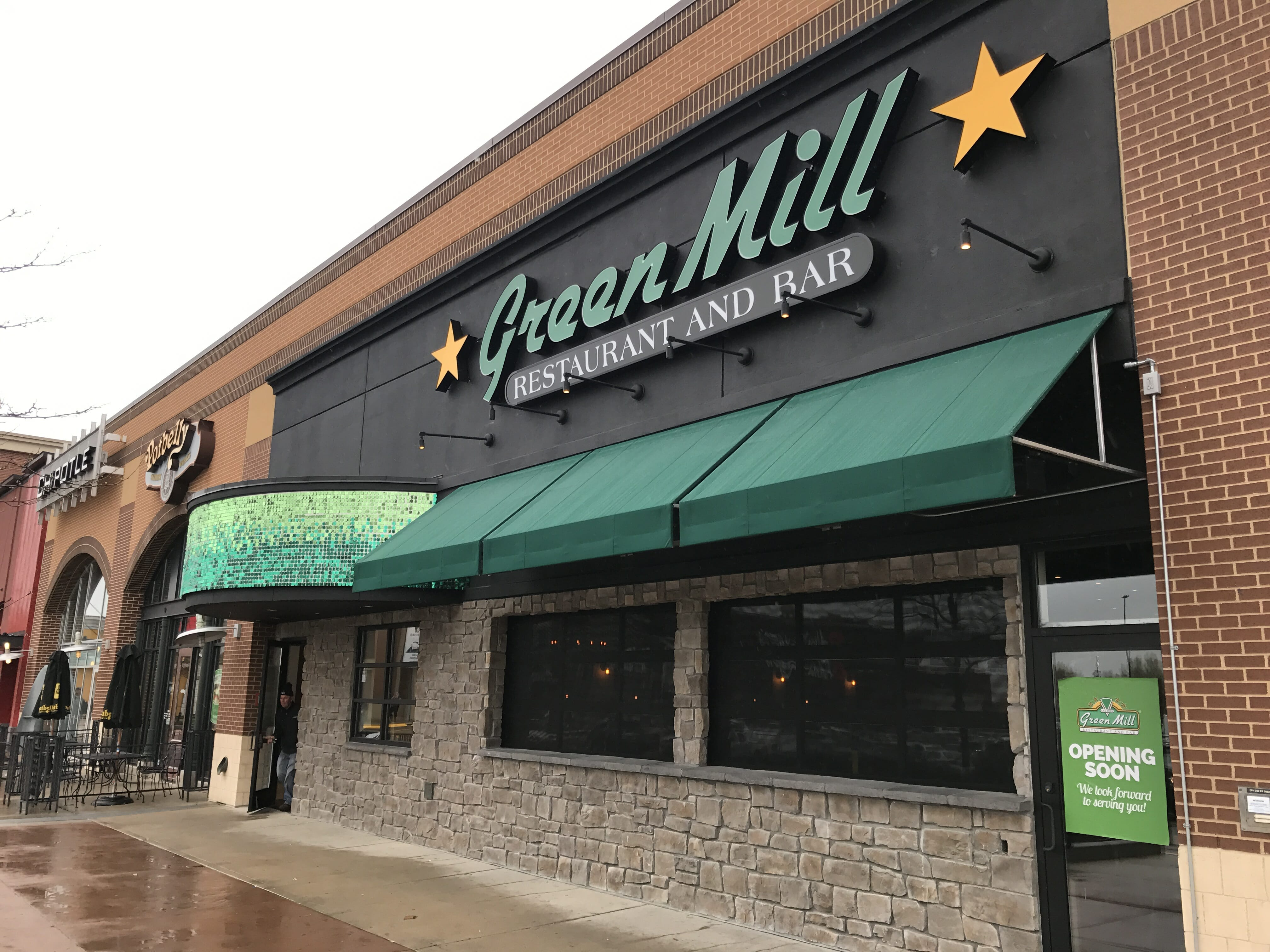 Green Mill Roseville