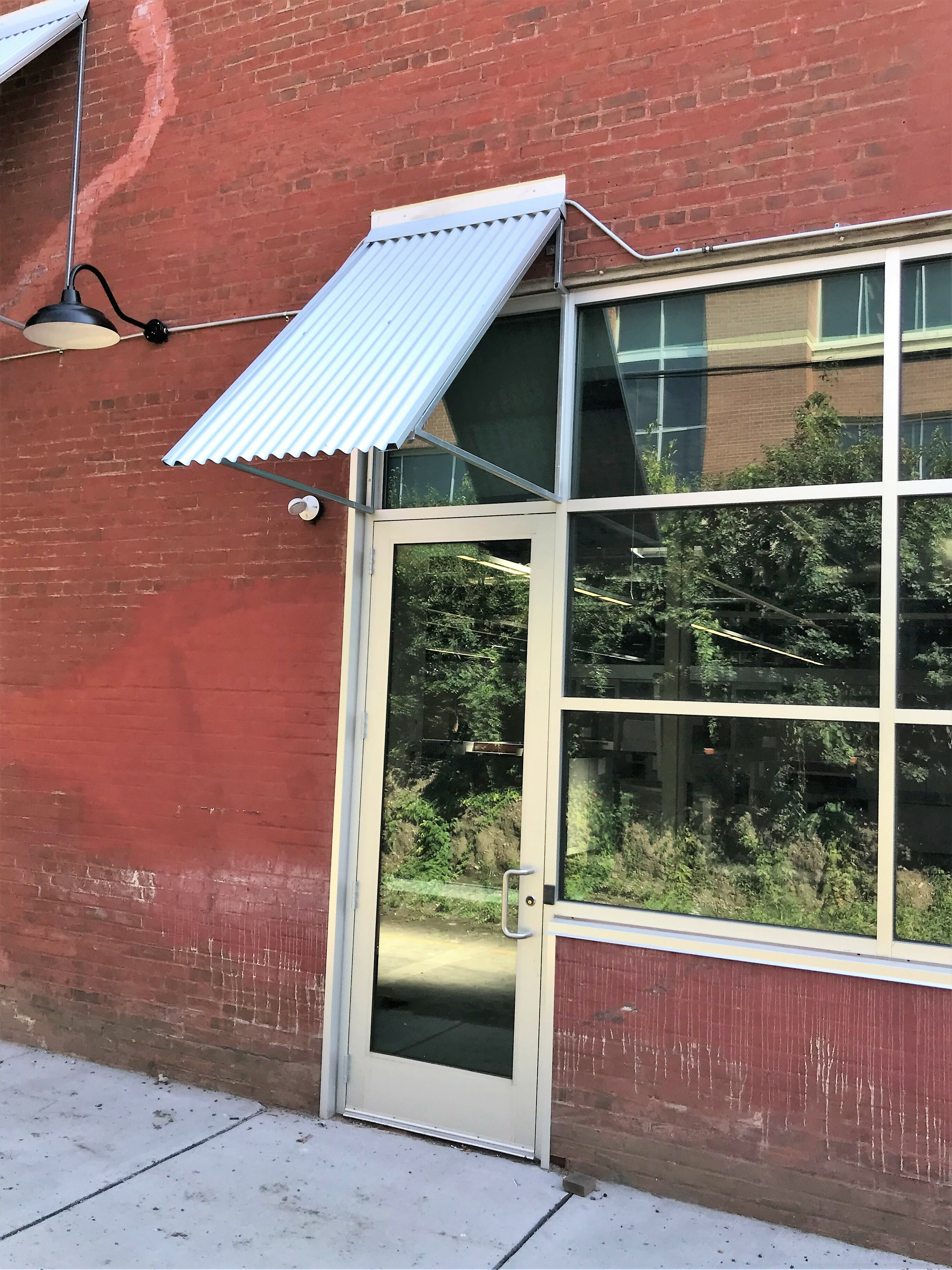 Corrugated Metal Awnings St Paul