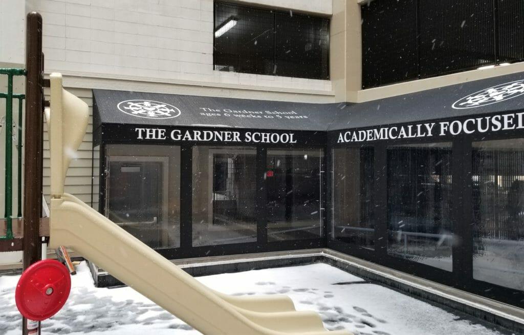 Custom Vestibule At The Gardner School In Minneapolis
