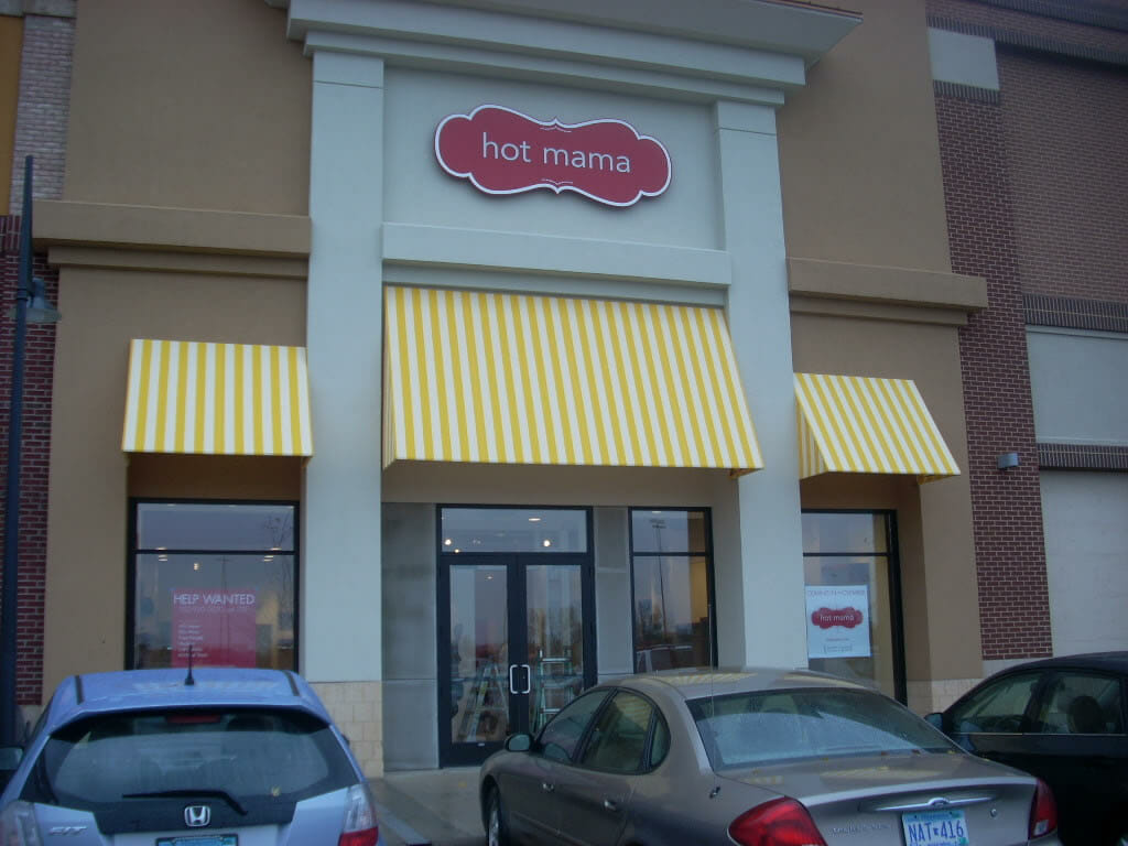 Commercial Awnings And Canopies Cost Effective