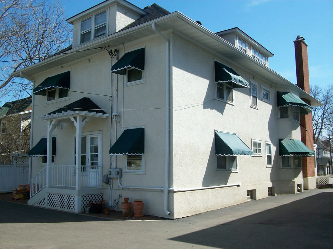 Custom Built Residential Awnings for a Variety of Needs