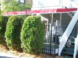 Minneapolis Patio Top Awning