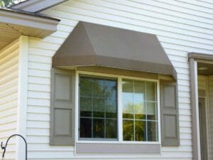 Residential Window Gable