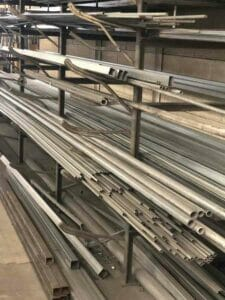 Acme Awning Steel Parts